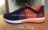 Le sport de qualité d'usine chausse des chaussures de chaussures de course