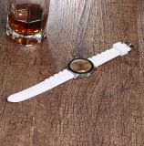 Relógios do contador de etapa do silicone