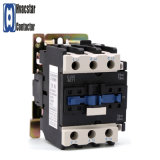 Contactor electromágnetico industrial del contactor magnético de la CA de Cjx2-5011 220V