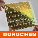Brouillon de codes numériques outre de collant d'étiquette de garantie d'hologramme
