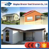Vorfabrizierte der Stahlrahmen/fabrizierte Behälter-Haus/Behälter-Anpassung/Wohnung mit Küche und Esszimmer vor