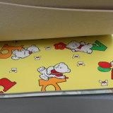 Folha da esponja do PVC para a esteira de tabela