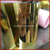 녹색 크리스마스 나무 허가 화환을%s 엄밀한 PVC 필름