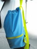 淡いブルー水泳袋を防水しなさい