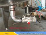 Tanque de mistura com 500 ml de água quente Heatinbg com jaqueta de refrigeração