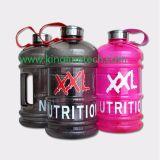 BPA libèrent 2.2L la bouteille d'eau, cruche d'eau 2.2L, sports bouteille, bouteille de dispositif trembleur de protéine, bouteille de dispositif trembleur de forme physique, dispositif trembleur de gymnastique, la bouteille de bouteille d'eau de sports (KL-8004)