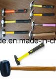 0.5kg немецкий тип молоток мачюиниста с деревянной ручкой