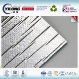 In hohem Grade - konkurrierender Schaumgummi-aufgerolltes Material der Aluminiumfolie-EPE