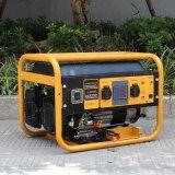 A gasolina portátil 5000W 5kv 5kw da fábrica do OEM do bisonte (China) do motor refrigerado a ar aprovado do Ce datilografa os geradores Home