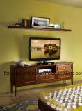 나무로 되는 브라운 색깔 침실 텔레비젼 내각 (I&D-NG267-70)