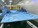 Präzisions-hydraulisches nicht gesponnenes Gewebe, das Maschine für Gesichtsmaske-Gewebe herstellt