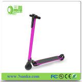Vespa plegable de la movilidad de la rueda eléctrica ligera de los cabritos 2 de la batería de litio de la aprobación 100W del Ce