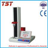 Máquina material de borracha mecânica do teste da tensão e de compressão
