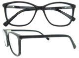 Vidrios de los marcos ópticos de Eyewear del acetato hecho a mano los últimos