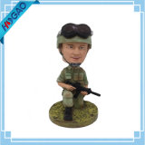 Soldado Bobble Head Army Bobble Head Colección Army