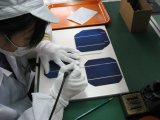 75W 다결정 태양 전지판 편리한 태양계 태양 전지