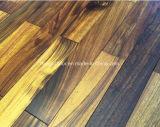 Suelo africano de la madera dura de la teca del camino del tabaco