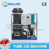 Fabricante de gelo pequeno 1tons/Day da câmara de ar da capacidade (TV10)