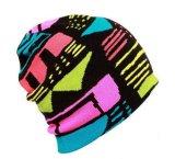多彩なジャカード帽子