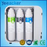 UF этапов домочадца крытый фильтр воды 3, фильтр воды кухни для домашней пользы