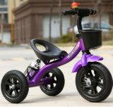 O triciclo de crianças novo caçoa o triciclo do bebê de Trike com frasco