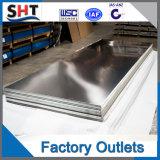 Fini de miroir de feuille d'acier inoxydable d'AISI 304