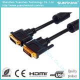 HD 15pins Mann zum männlichen VGA-Kabel für PC