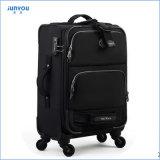新しい到着の熱い販売の方法旅行荷物のナイロン柔らかいスーツケースの最もよい男女兼用のトロリー荷物