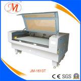 Máquina de corte e gravação de laser com cabeças de laser de alta precisão (JM-1610T)