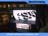 Costo cubierta Alquiler eficaz a todo color del LED Video Wall (P3 500 mm * 500 mm)
