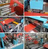 Saco não tecido automático de alta velocidade que faz a máquina (cinco funções)
