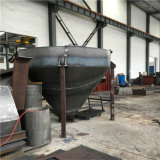 Compressor seco do rolo do fertilizante da capacidade elevada DH650 NPK