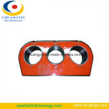 Transformateur de courant triphasé de BT pour le mécanisme d'isolation de gaz