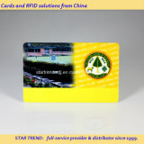 Plastic Magetic Stripe Card for Sports Club-lidkaart