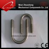 급료 4.8 8.8 DIN3570 스테인리스 탄소 강철 u-볼트