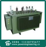 Transformador inmerso en aceite trifásico amorfo 1000kVA de la base de hierro de aleación