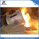 Медная плавя индукционная электропечь (GW-100)