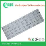 Weiße Drucker-Tinten-Aluminium LED gedruckte Schaltkarte