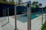 La polvere di alta qualità ha ricoperto la rete fissa di vetro galvanizzata manutenzione libera per la piscina