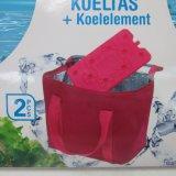 [س/2] قابل للاستعمال تكرارا خطّ تحارر مبرّد حقيبة مع جليد مجلّد حزمة