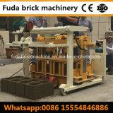 機械を形作るQt40-3Aの水圧シリンダのセメントの具体的な空のブロック