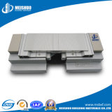 Vertiefte Grooved Aluminiumfußboden-Ausdehnungsverbindungen für Parkhaus