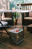 """옥외 35 """" 35에 """" HDPE 정연한 접의자 반에 의하여 접히는 정원"""