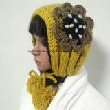 100% Island-Wollen, handgemachte Form-gewirkte Hüte