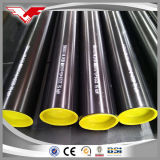 Труба трубы углерода стальная сваренная ERW для конструкционные материал