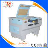 Minilaser-Ausschnitt-Maschine für Plüsch-Spielzeug (JM-640H)