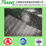 Maille antidéflagrante de fibres de verre de papier d'aluminium sèche