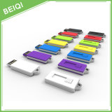Bastone variopinto del USB di placcatura di stile con il prezzo di fabbrica