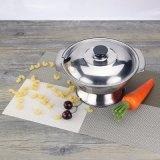 Cacerola de /Rice de la cocina de arroz del crisol del acero inoxidable (FT-02011-A)