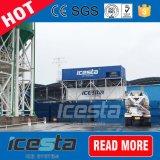 Equipo de la cámara fría en China para el centro turístico de esquí